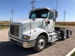 2006 International 9400I Day Cab T/A Truck Tractor