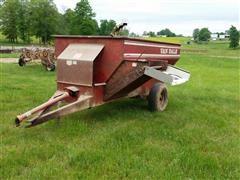 Van Dale Mixer Feeder Wagon