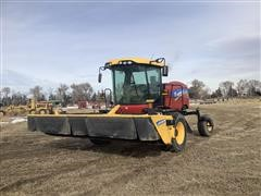 2015 New Holland SR220 Self Propelled Windrower