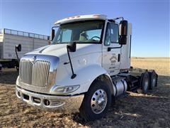 2007 International 8600 T/A Truck Tractor