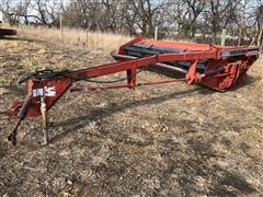 Case IH 8350 Windrower