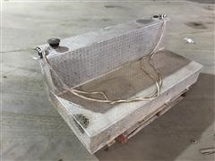 Pickup Bed Fuel Tank