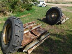 Agri-TRAC Irrigation Pivot Tracks & Wheels