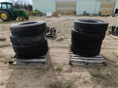 295/75R22.5 Truck Tires