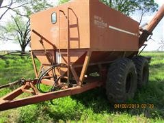 Eddins 500T Grain Cart