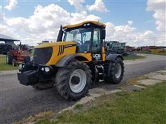 2011 JCB Fastrac 3230 4WD Tractor