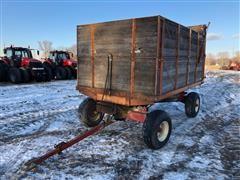 Heider Silage/Grain Wagon W/Westendorf Running Gear