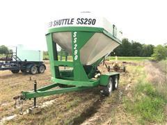 2009 Norwood SS290 Seed Shuttle Tender