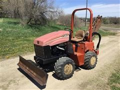2005 DitchWitch RT40 Trencher