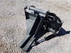 2020 Hawz Skid Steer Mount Tree/post Puller