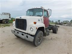 1985 Ford LN8000 Cab And Chassis