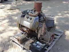 Wisconsin VG4D 54 Hp Engine
