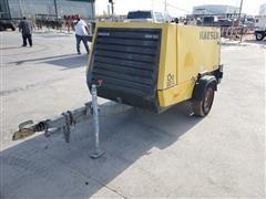 2013 Kaeser M100 Towable Air Compressor