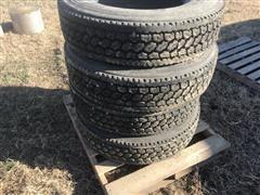 Bridgestone 295/75/22.5 Tires