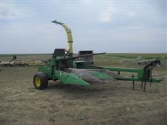 1993 John Deere 3970 Forage Harvester