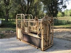 For-Most 300 Livestock Chute