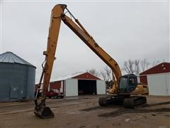 2001 Case CX210 Long Reach Excavator