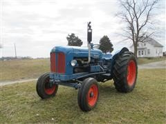 1954 Fordson Major Diesal Tractor