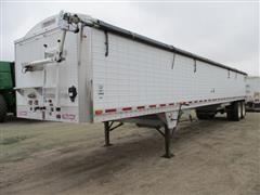 2012 Wilson DWH-551 T/A Grain Trailer
