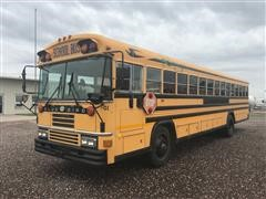 1991 Blue Bird School Bus