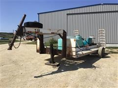 1997 Homemade S/A Sprayer Trailer