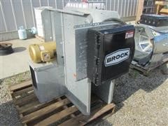 "2013 Brock LC22-332-WC 22"" Centrifugal Bin Fan"