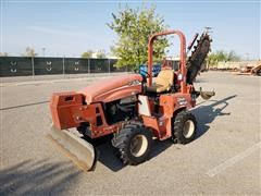 2013 DitchWitch RT45 Ride On Trencher