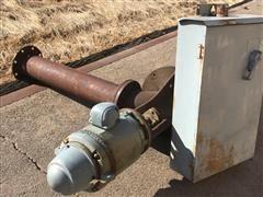 Western Land Roller Tail Water Pump, Control Box & Gear Head