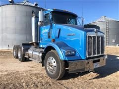 1996 Kenworth T-800 T/A Daycab Truck Tractor
