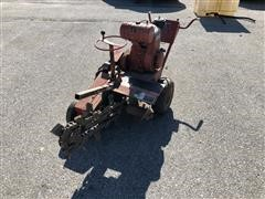 DitchWitch C99 Walk Behind Trencher