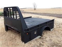 J & I 8.5' X 7' Flatbed For Truck/Pickup