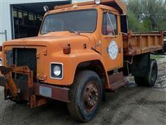 1979 International 1724 Dump Truck
