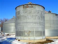 Butler 3300 Bushel Grain Bin