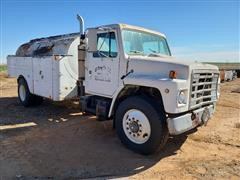 1981 International 1845 S/A Fuel Truck
