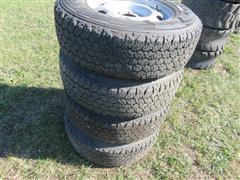 Goodyear Wrangler LT245/75-R17 Light Truck Tires