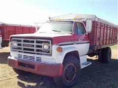 1973 GMC 6500 Grain Truck