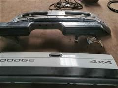 1996 Dodge Pickup Bumpers & Tailgate