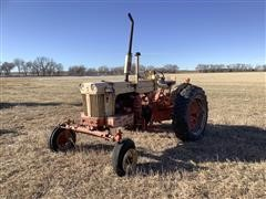 Case 800 Case-O-Matic 2WD Tractor