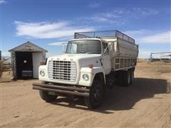 1978 Ford LT800 T/A Silage Truck