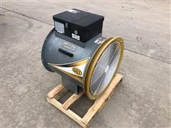 GSI DF-5-3 5-7 Hp Fan