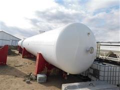 Bulk Anhydrous Tank