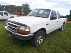 2000 Ford Ranger Extended Cab Pickup