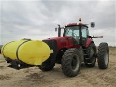 2010 Case IH Magnum 245 MFWD Tractor W/Tank