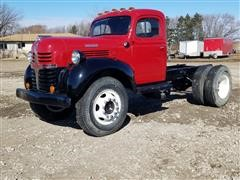 1947 Dodge Dually Cab & Chassis