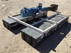 Turbi-Float Floating Tailwater Pump