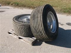 Michelin Super Single 445/50/22.5 - Truck Tires And Rims