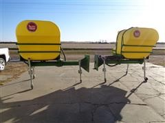 Big John 1000 Gallon Saddle Tanks