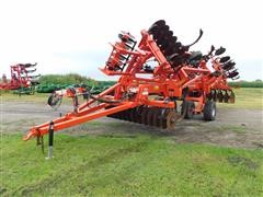 2013 Krause 4850-21 Dominator Disk Ripper