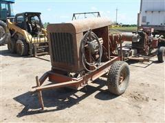 "Gardner Denver 6"" Portable Water Pump W/Chrysler LP Gas Engine"