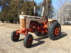 1967 Case 831 2WD Tractor